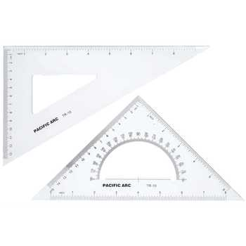 Pacific Arc Triangle Rulers
